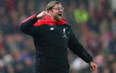 Клопп: Ліверпуль втратив очки в тій грі, в якій не повинен був цього робити