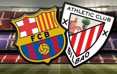Барселона - Атлетик 1:0 Онлайн трансляция матча чемпионата Испании
