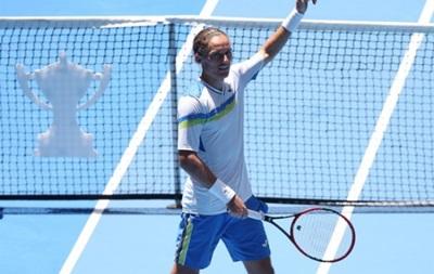 Долгополов с победы стартовал на Australian Open