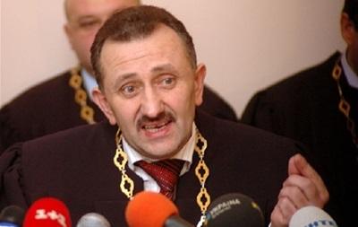 Скандальный экс-судья Зварич вышел на свободу