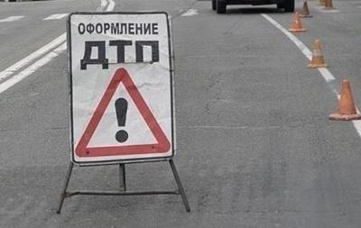 Авто консульства Украины попало в смертельное ДТП