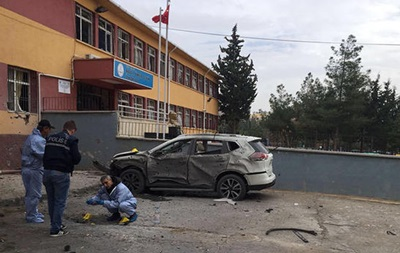 В Турции школа попала под обстрел: есть жертвы