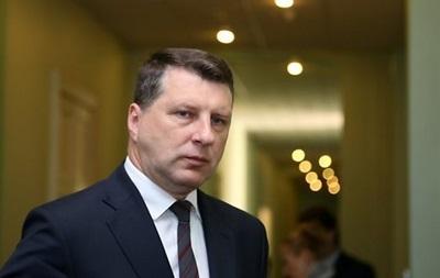 Президента Латвии госпитализировали