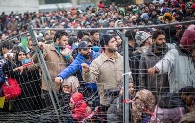 Австрия выступила за ограничение числа беженцев