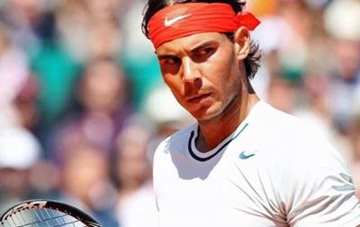 Надаль вилетів у першому колі Australian Open