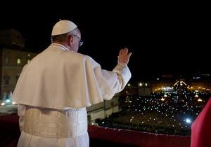 Новый Папа Римский Франциск - как будет проходить церемония интронизации