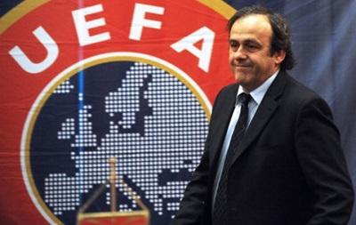 УЕФА может выбрать наследника Платини в мае
