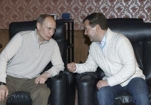Медведев: Я Путина знаю практически полжизни, это немало