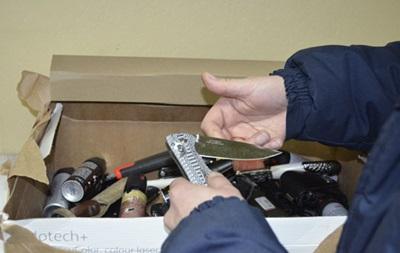 Антикоррупционный форум в Харькове: полиция изъяла пистолеты и ножи