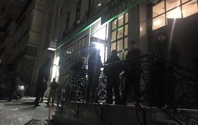 СБУ - соцсетям: Офис Корбана штурмовала другая  Альфа