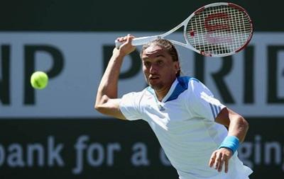 Долгополов во втором круге Australian Open проиграл Федереру