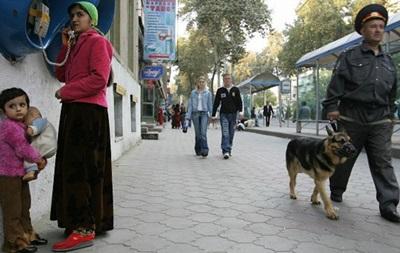 Таджицька міліція прозвітувала про кількість зголених борід