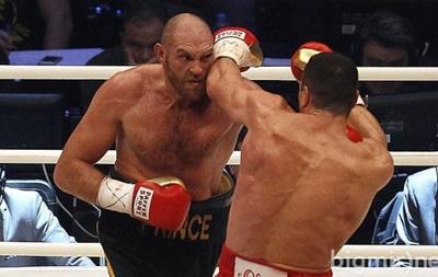 Реванш Кличко - Фьюри может состояться на стадионе Баварии