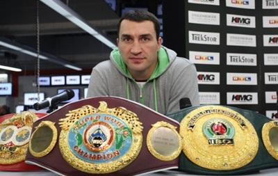 WBA намерена провести турнир в супертяжелом весе с участием Владимира Кличко