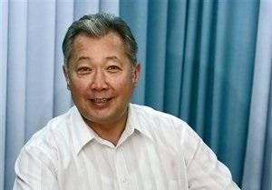Бакиев предлагает перенести столицу Кыргызстана в Джалал-Абад или Ош