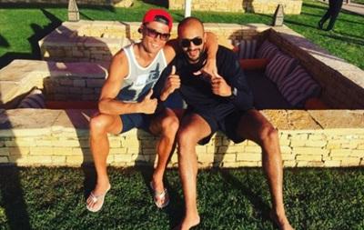 Реал запретил Роналду летать в Марокко к своему другу кикбоксеру