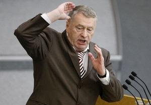 Лужков требует с Жириновского 63 миллиона рублей