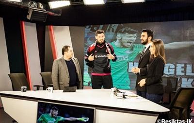 Бойко будет получать четыре тысячи евро за каждую игру в Бешикташе