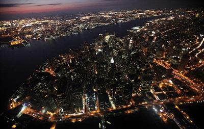 Нью-Йорк посетило рекордное число туристов