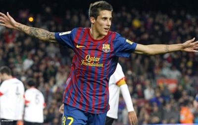 Нападающий Барселоны продолжил карьеру в Италии