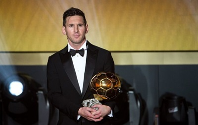 Роналдіньо передбачав, що Мессі стане кращим футболістом в історії