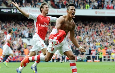 Нападающий Арсенала пообещал набить тату, если его команда выиграет чемпионат