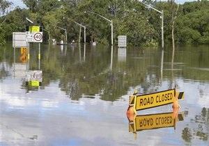 Новости США: На юге Техаса из-за проливных дождей началось наводнение