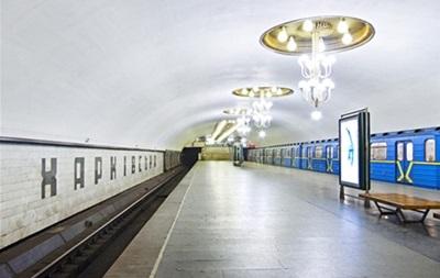В киевском метро умер мужчина