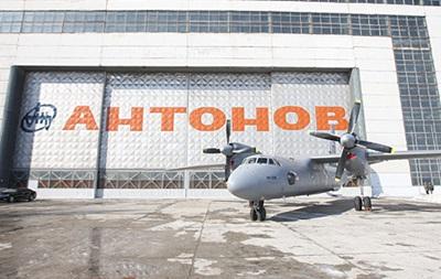 Кабмін ліквідував авіаконцерн  Антонов