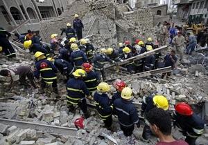 Фотогалерея: Массированные атаки смертников в Ираке и Пакистане