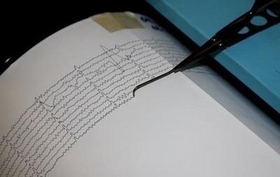 На Курилах произошло землетрясение