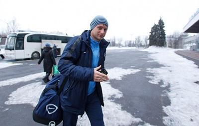 Дніпро повернувся додому після першого підготовчого збору