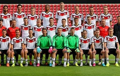 Германия объявила предварительный состав на Евро-2016