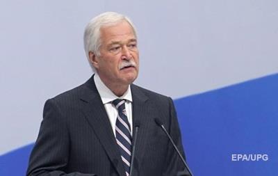 Грызлов: Донбассу нужен особый статус по  формуле Штайнмайера