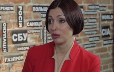 Полиция оштрафовала жену Яценюка
