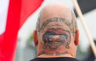 В Германии запретили главный сайт неонацистов