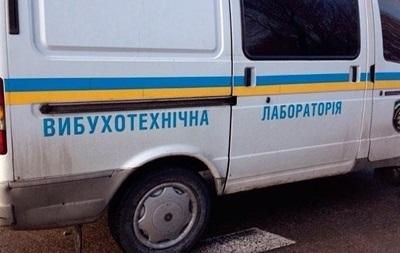 Взрыв в супермаркете Киева: пострадала женщина
