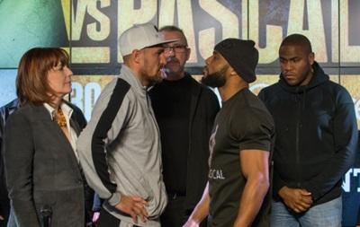 Ковалев и Паскаль чуть не подрались на пресс-конференции из-за бананов