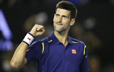 Australian Open: Джокович становится первым финалистом, одолев в полуфинале Федерера