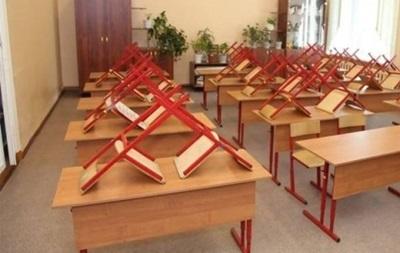 Школы Закарпатья закрыли на карантин