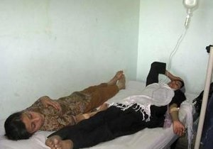 В Афганистане талибы снова отравили ядовитым газом несколько десятков школьниц
