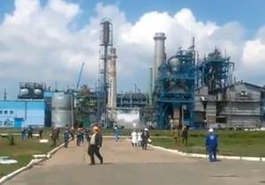 новости Донецкой области - Стирол - После аварии на заводе Стирол в больницах остаются еще 30 пострадавших