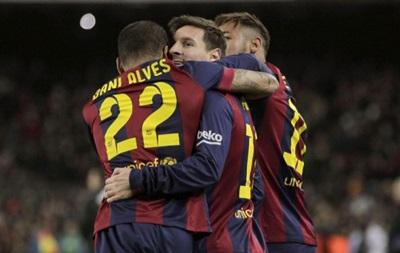 Барселона - Атлетіко Мадрид 2:1 Онлайн-трансляція матчу