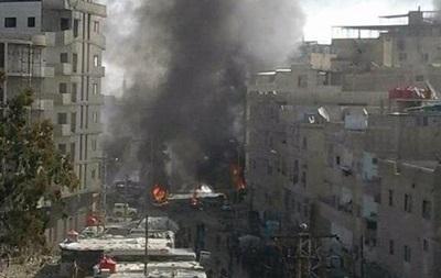 Двойной теракт в Сирии: 45 погибших