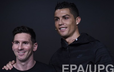 Мессі та Роналду: 1000 голів у професійному футболі