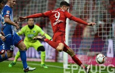 Баварія одержує чергову впевнену перемогу