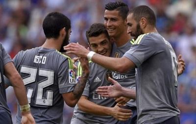 Реал Мадрид - Эспаньол 0:0 Онлайн трансляция матча чемпионата Испании