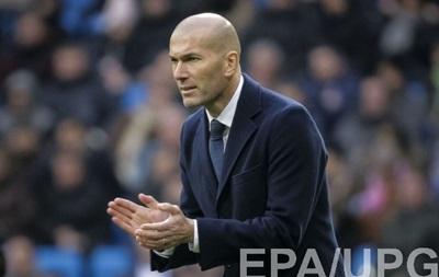 Зідан: Це була найкраща гра відтоді, як я очолив Реал
