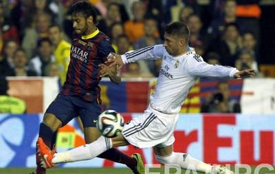 Захисник Реала: Рамоса ви точно ніколи не побачите в Барселоні