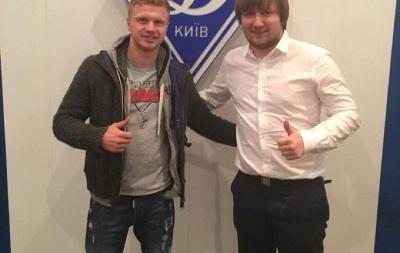 Никита Корзун поблагодарил своего агента за переход в Динамо Киев
